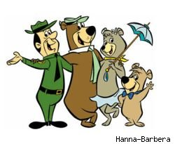 Yogi Bear and company