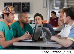 Scrubs cast