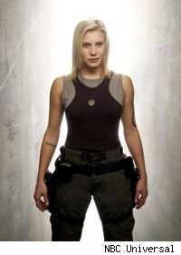 kara thrace; starbuck
