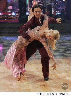 Apollo &amp; Julianne - Dancing With The Stars