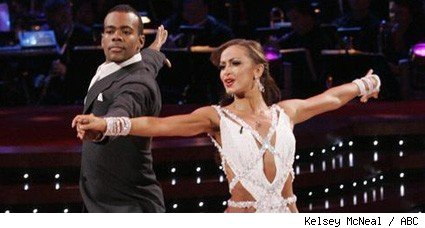 Mario &amp; Karina Smirnoff - Dancing With The Stars