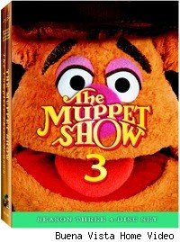 muppet show season 3 dvd