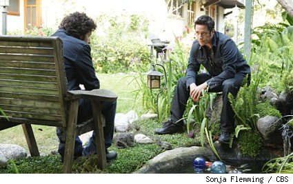 Don (Rob Morrow) and Charlie (David Krumholtz) find themselves conflicted over their differing beliefs as they investigate a case involving national security.