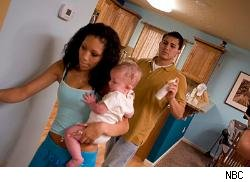Alicea, Cory and baby Carson