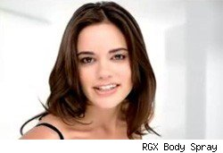 Rachel Specter - RGX Body Spray