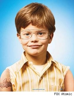 little Rainn Wilson