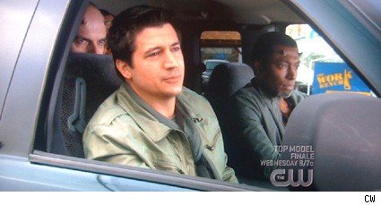 Ken Marino and Conrad Coates - Reaper