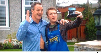 Richard Burgi and Bret Harrison - Reaper