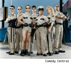 The cast of Reno 911