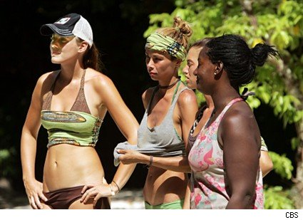 The final four women stand tall on Survivor Micronesia