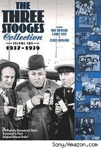 Three Stooges DVD