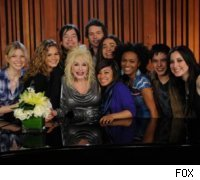 American Idol 7 - Top 9 w/ Dolly Parton