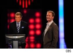 Regis Philbin and Neil Patrick Harris