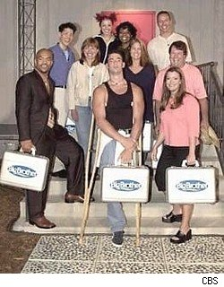 Big Brother 2000 cast