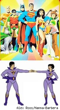 Were the Super Freinds better before or after the Wonder Twins