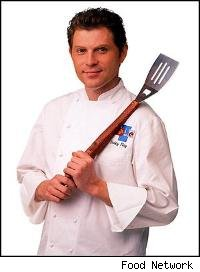 Bobby Flay Grillin' it