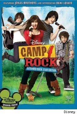 Camp Rock premieres on four media outlets in four days