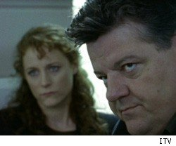 Geraldine Somerville and Robbie Coltrane - Cracker