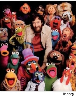 The death of Jim Henson rocked the emotions of people who didn't even know him.