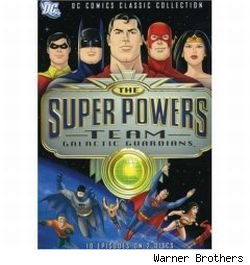 The Super Powers Team -- The last incarnation of the Super Friends