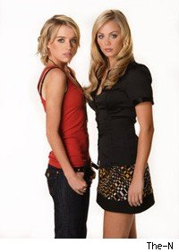 Alexz Johnson and Laura Vandervoort - Instant Star