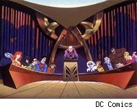 The Legion of Doom