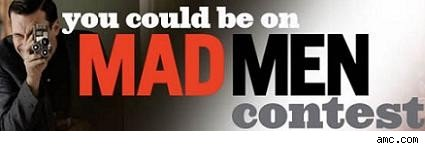 Mad Men contest