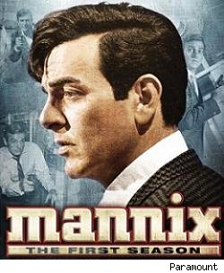 Mannix DVD