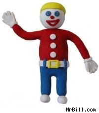 mr. bill