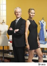 Tim Gunn and Heidi - Project