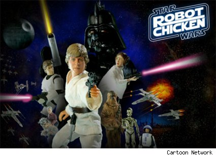 Robot Chicken: Star Wars Special