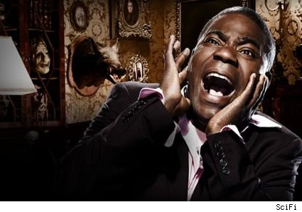Tracy Morgan is host for the third season of Scare Tactics