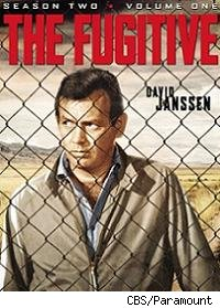 The Fugitive DVD
