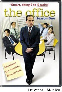 The Office starring Steve Carell