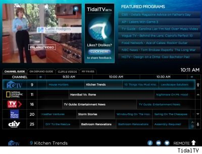 TidalTV