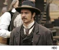 Timothy Olyphant in a scene from 'Deadwood.'