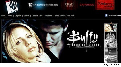 thewb.com Buffy The Vampire Slayer
