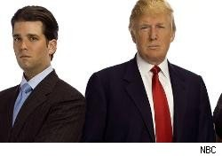 Don, Jr. and Daddy Dearest