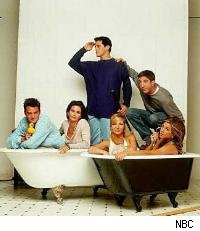 Friends in a tub