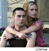 Drew Fuller and Sally Pressman