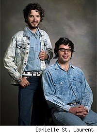Bret and McKenzie