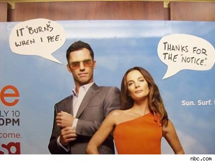 Burn Notice ad