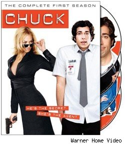 Chuck on DVD