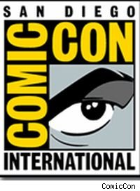 What's going on during day one at ComicCon? Lots