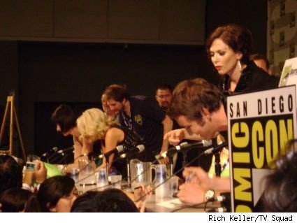 The Pushing Daisies Panel