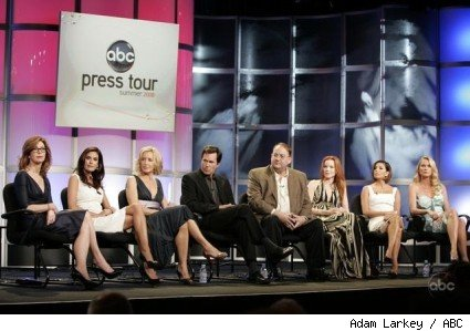Desperate Housewives panel