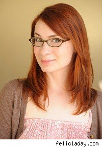 Felicia Day - The Guild, Dr. Horrible, Buffy, House