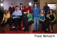Food Net star