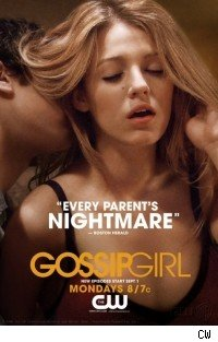 Gossip Girl Nightmare ad