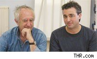 Jonathan Pryce and Adam Chase